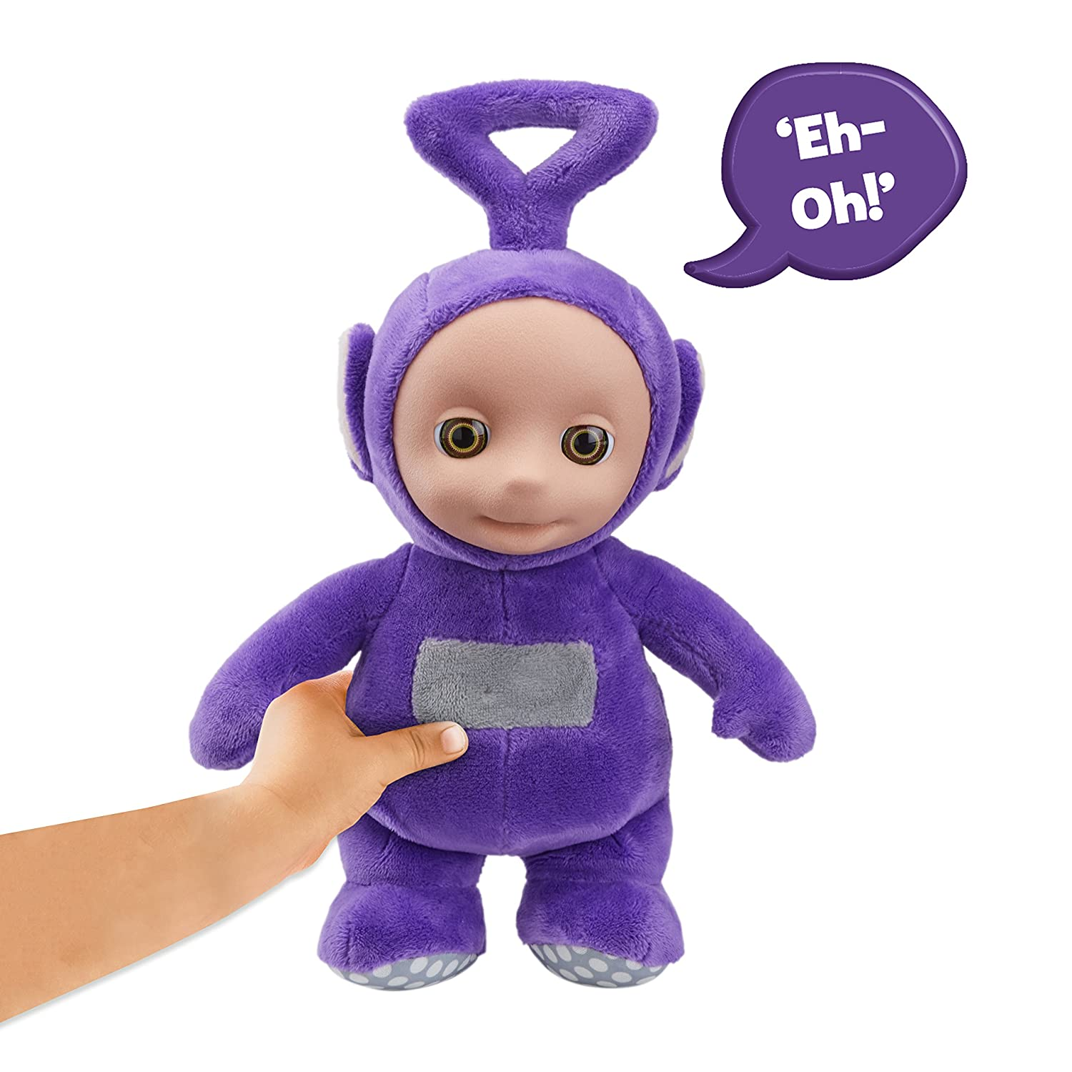 Green Teletubbies Talking Dipsy Soft Toy
