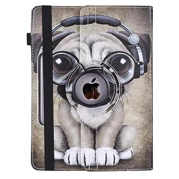 XTstore Funda Universal Tablet 10.1 Pulgadas, 360 Grados Rotación Protectora Carcasa para iPad 10.2 2019, Samsung Galaxy Tab A6 10.1, Lenovo TB-X103F, ...