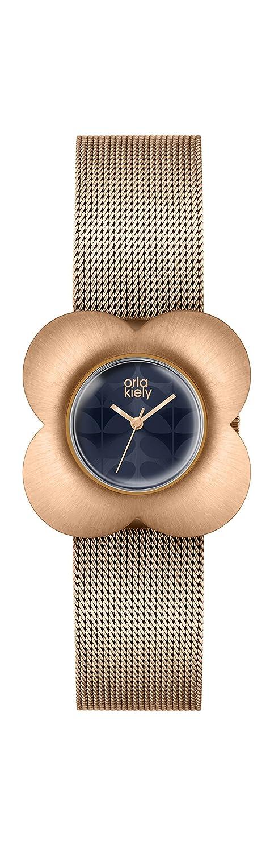 Orla Kiely Damen-Armbanduhr OK4052
