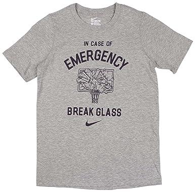 0877783cf4 Amazon.com : Nike Big Boys' (8-20) Break Glass Basketball T-Shirt ...