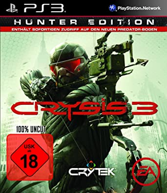 3840149213 Crysis 3 - Hunter Edition (uncut) - [PlayStation 3]: Amazon.de: Games