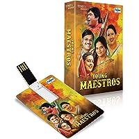 Music Card: Young Maestros - 320 kbps MP3 Audio (4 GB)