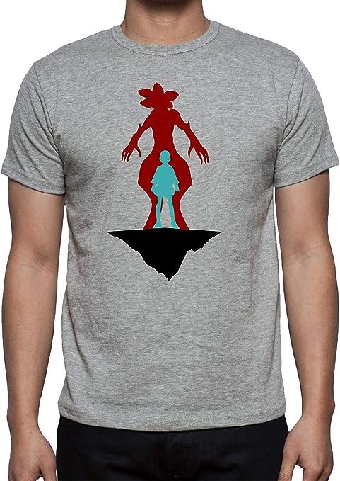 The Fan Tee Camiseta de NIÑOS Stranger Things Demogorgon Canguro TV 11 Serie Friends: Amazon.es: Ropa y accesorios