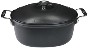 All-Clad 2100083285 Cookware Dutch oven Black