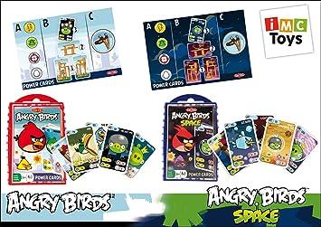 I M C Toys 35348 Angry Birds Juego Cartas Naipes Surtido Modelos
