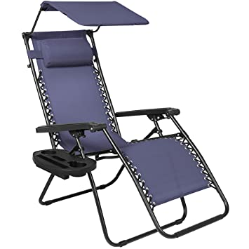 Amazoncom Best Choice Products Folding Zero Gravity Recliner