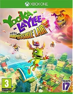 Yooka-Laylee [Importación francesa]: Xbox One: Amazon.es ...
