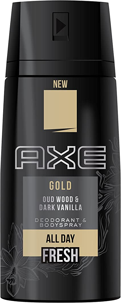 Axe Gold Temptation Desodorante - 150 ml: Amazon.es: Belleza