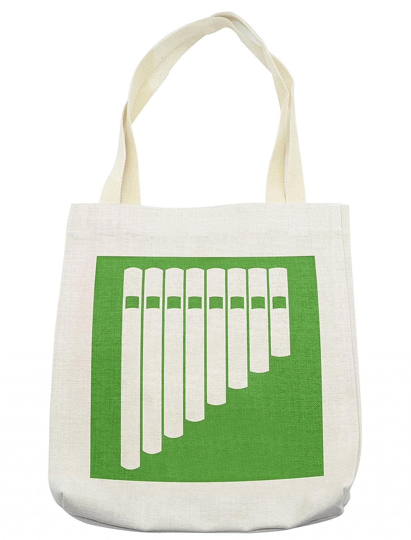 Bolsa de sartenes con Diseño de Flauta y popa, con un Simple Icono ...