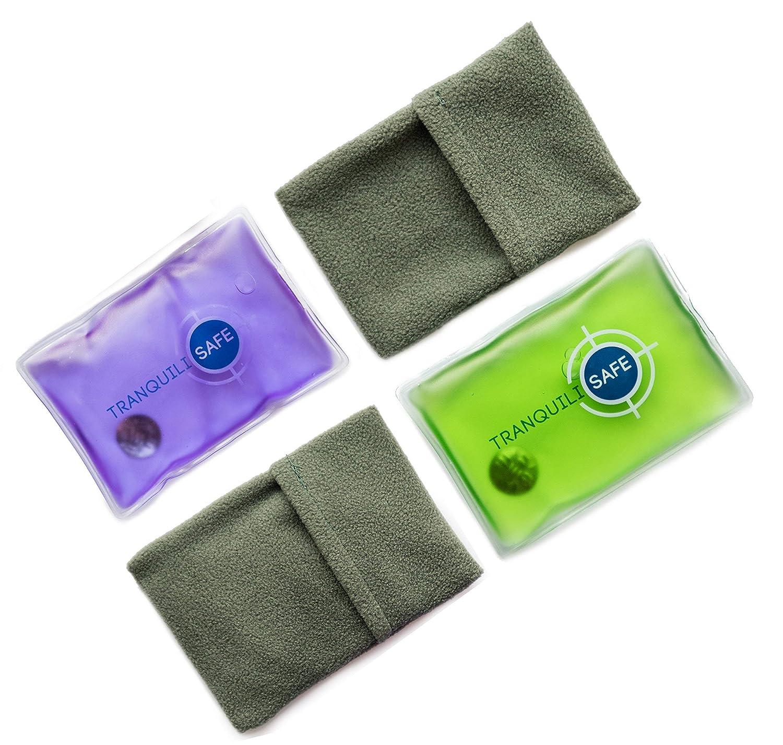 TRANQUILISAFE CHLOT4 taglia unica Scaldabagno unisex colore: Verde//Viola