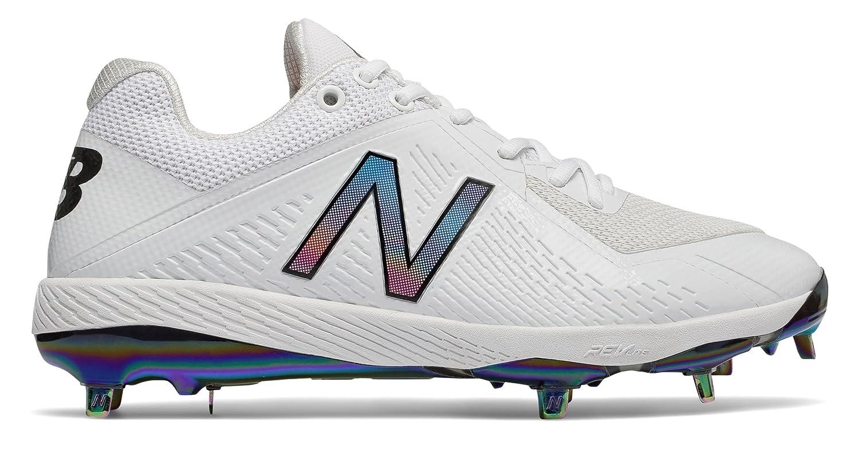 (ニューバランス) New Balance 靴シューズ メンズ野球 4040v4 Sunset Pack White ホワイト US 6 (24cm) B073YQGZ6R