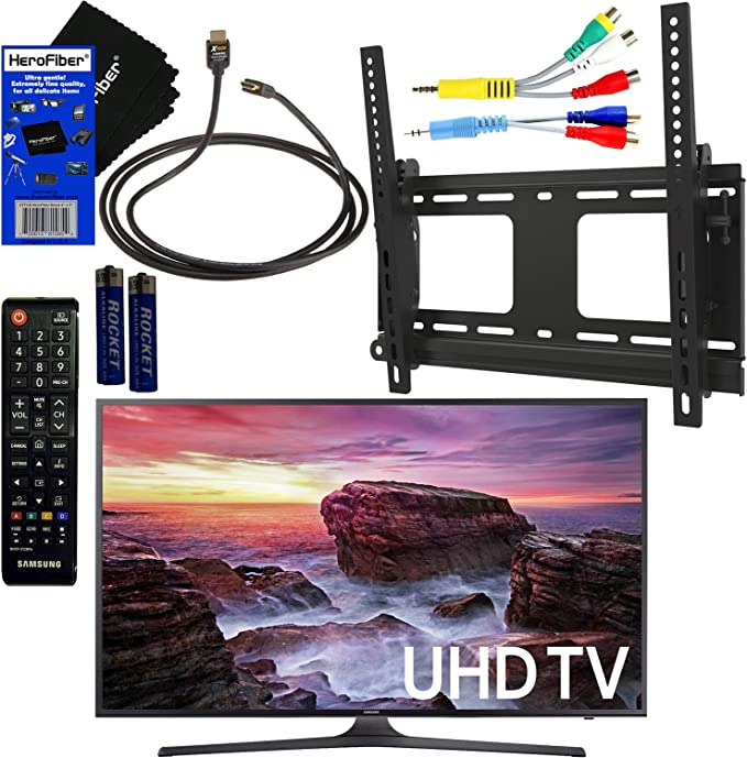 Samsung Electronics un40mu6290 40 pulgadas hdr 4 K Ultra HD Smart ...
