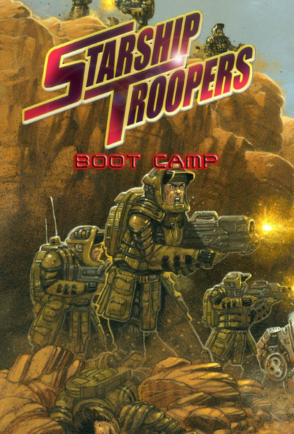 Starship Troopers - Boot Camp PDF