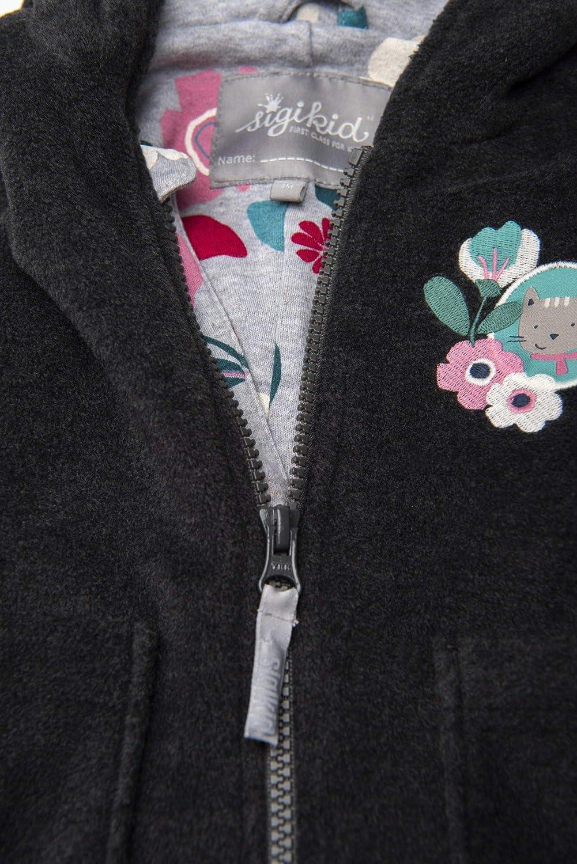 M/ädchen Fleeceoverall mit Kapuze Bekleidungsset Sigikid Baby