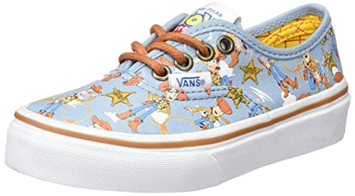 3c81811ae9796 Amazon.com   Vans Kids Authentic (Glow Check) Skate Shoe   Sneakers