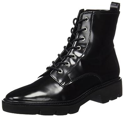Geox D Quinlynn A, Bottes Femme  Amazon.fr  Chaussures et Sacs 9cc3b0295be8
