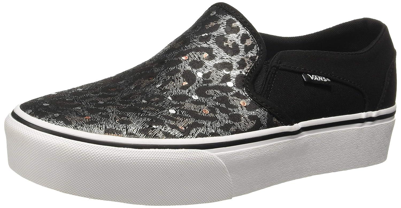 bd7cdebb51e9 Amazon.com   Vans Women's Asher Platform Trainers   Fashion Sneakers