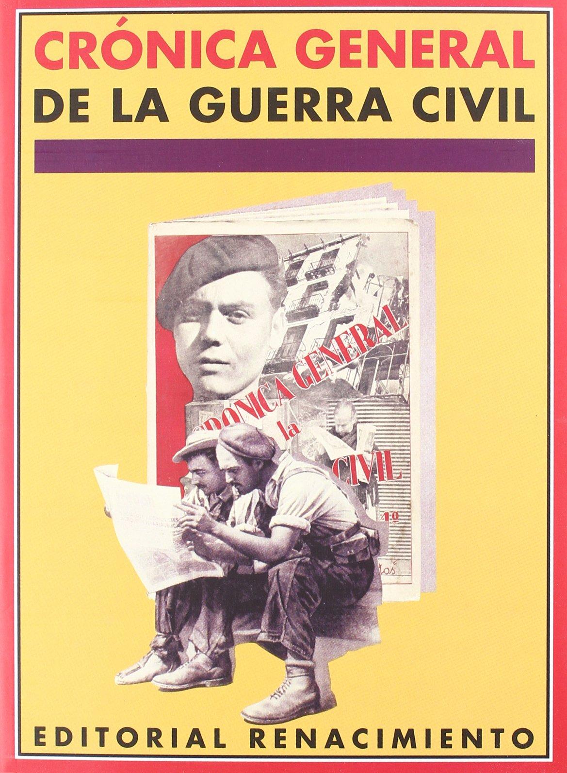 Cronica General De La Guerra Ci (Facsímiles): Amazon.es: León Goyri, María Teresa (1903-1988), Esteve Juárez, Luis A.: Libros