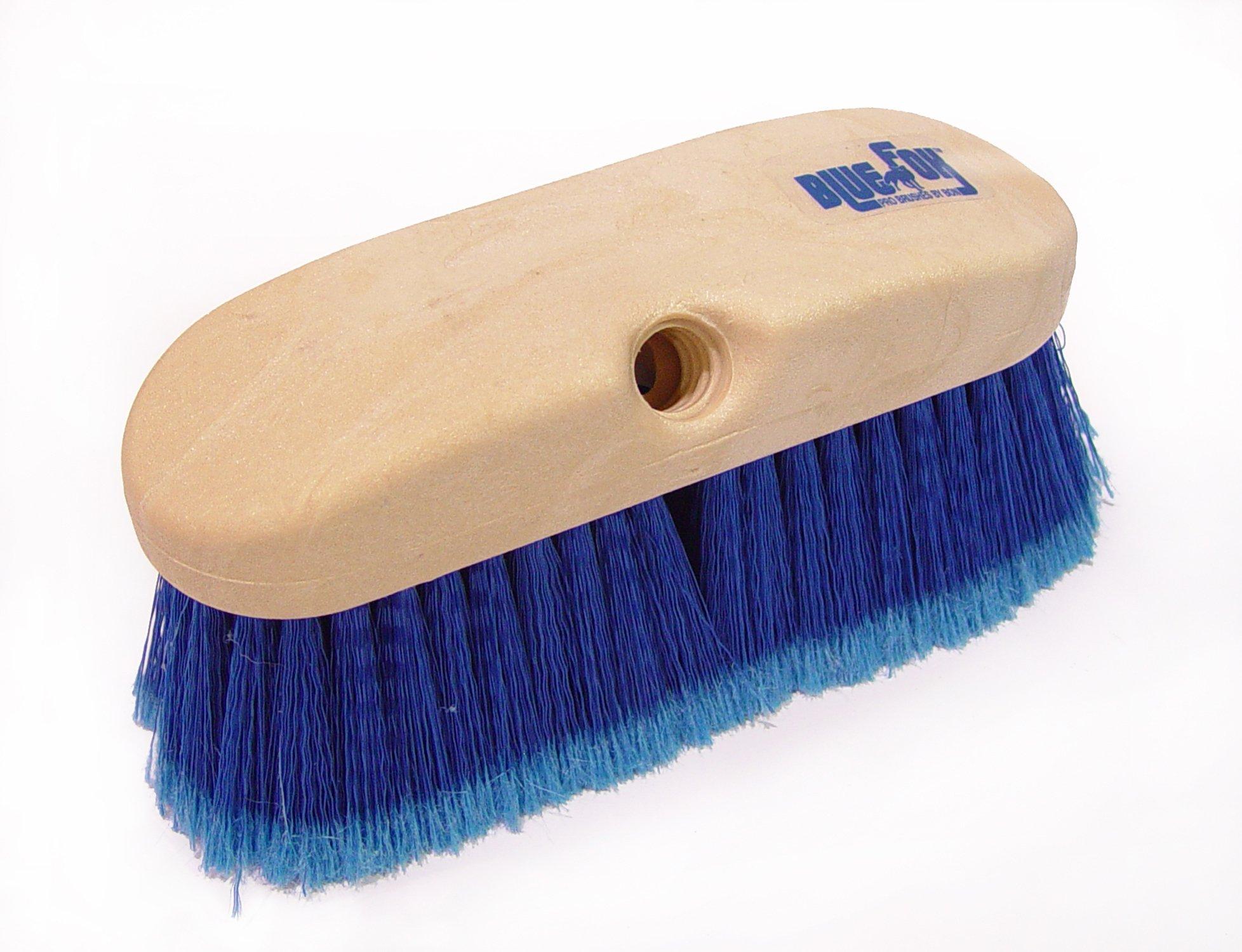 Bon 84-957  Blue Fox Truck Wash Brush, 8-Inch Length by 2-1/2-Inch Trim