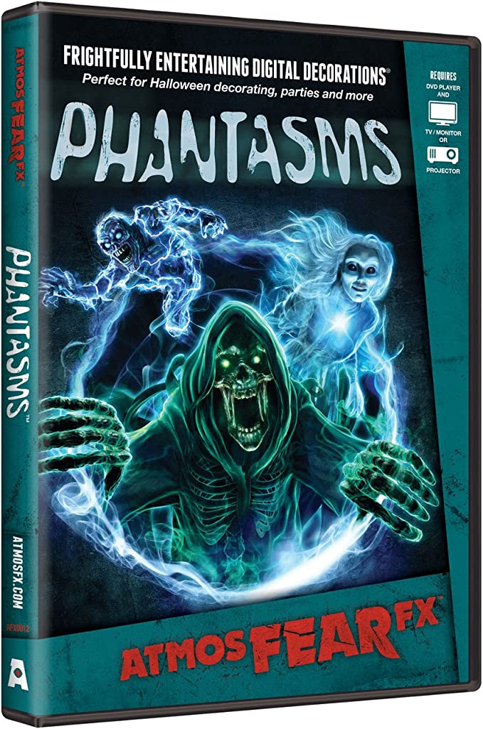 AtmosFEARfx Phantasms Digital Decoration: Amazon.es: Juguetes y juegos