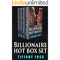 The Billionaire Hot Box Set