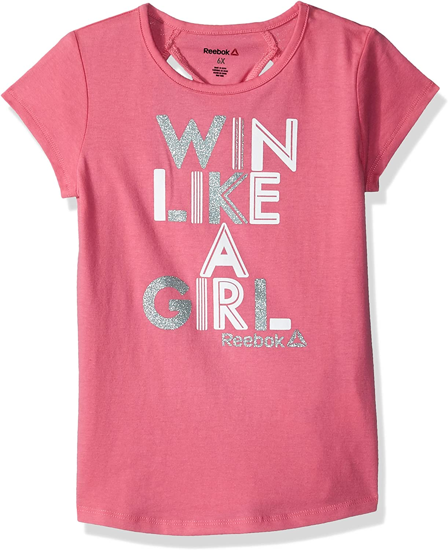 Reebok Girls Athletic T-Shirt