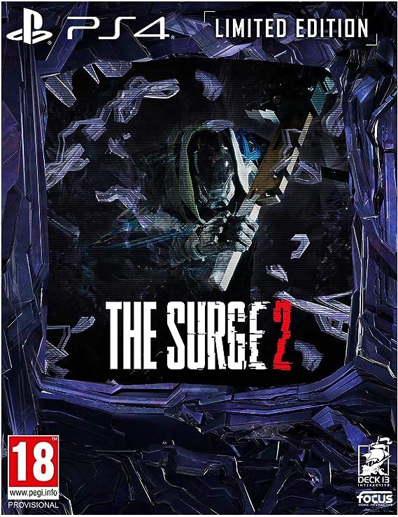 The Surge 2 - Limited Edition - PlayStation 4 [Importación alemana]: Amazon.es: Videojuegos