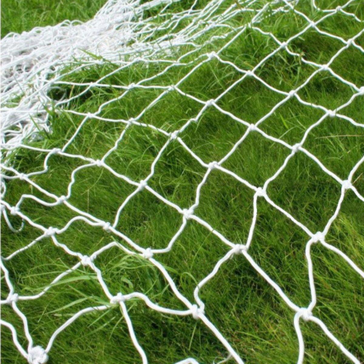 amazon com 12 x 6ft full size football soccer goal post net