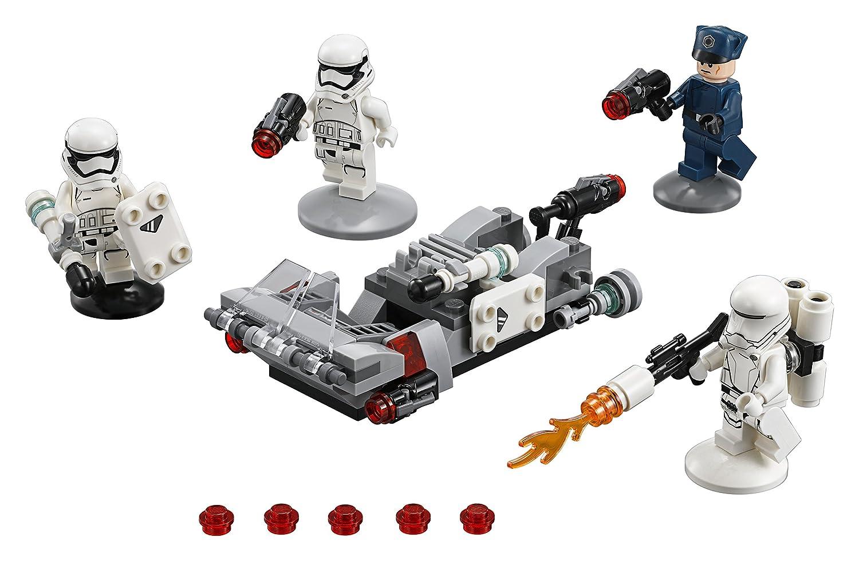 Amazon Lego Star Wars First Order Transport Speeder Battle Pack