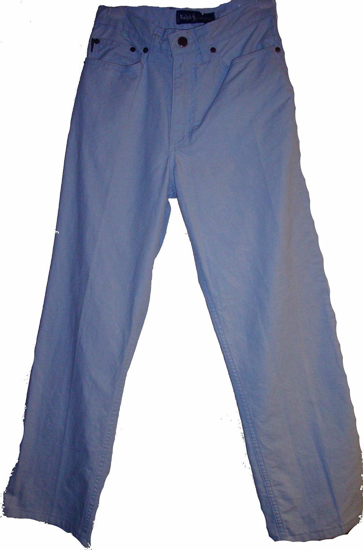 Ralph Lauren Women's Pants, Size 27, Light Blue