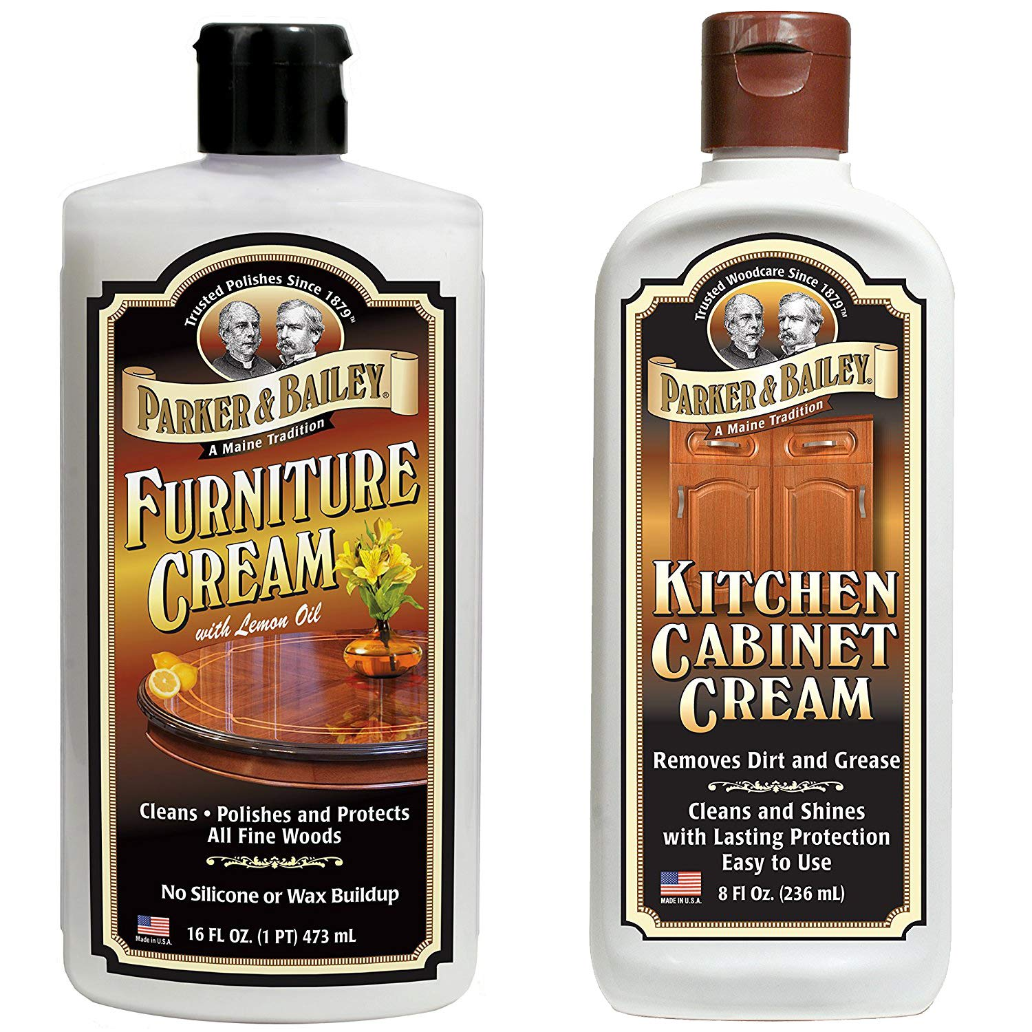 Parker and Bailey Bundle- Furniture Cream & Kitchen Cabinet Cream by Parker & Bailey (Image #1)