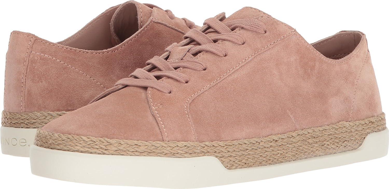Vince Women's Jadon Sneakers B075FX7JLV 11 B(M) US|Blush Sport Suede