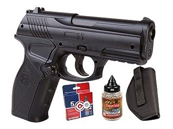 Amazon.com : Crosman C11 Semi-Auto Air Pistol CO2 BB Kit air pistol
