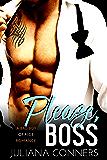 Please, Boss: A Bad Boy Office Romance (Always Boss Book 2) (English Edition)