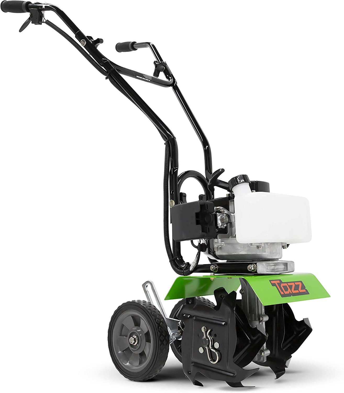 TAZZ 35351 33CC Viper Mini Cultivator, Green