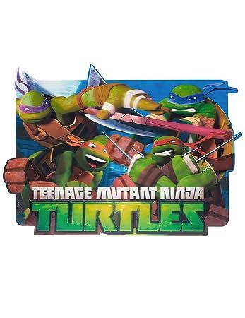 Amazon.com: Las tortugas Ninja mantel individual: Toys & Games