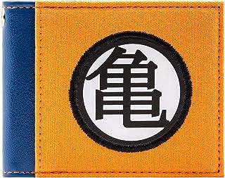 Toei Dragonball Z Simbolo Multicolore portafoglio