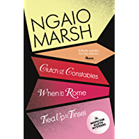 Inspector Alleyn 3-Book Collection 9: Clutch of Constables, When in Rome, Tied Up in Tinsel (The Ngaio Marsh Collection)