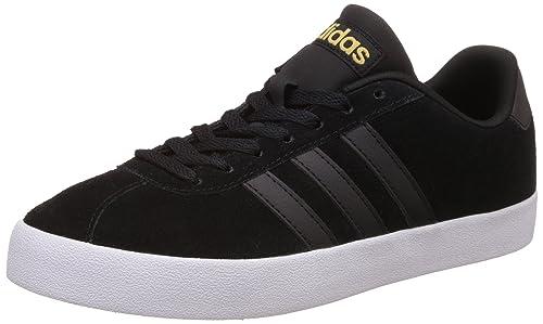 zapatillas moda adidas vl court negro hombre