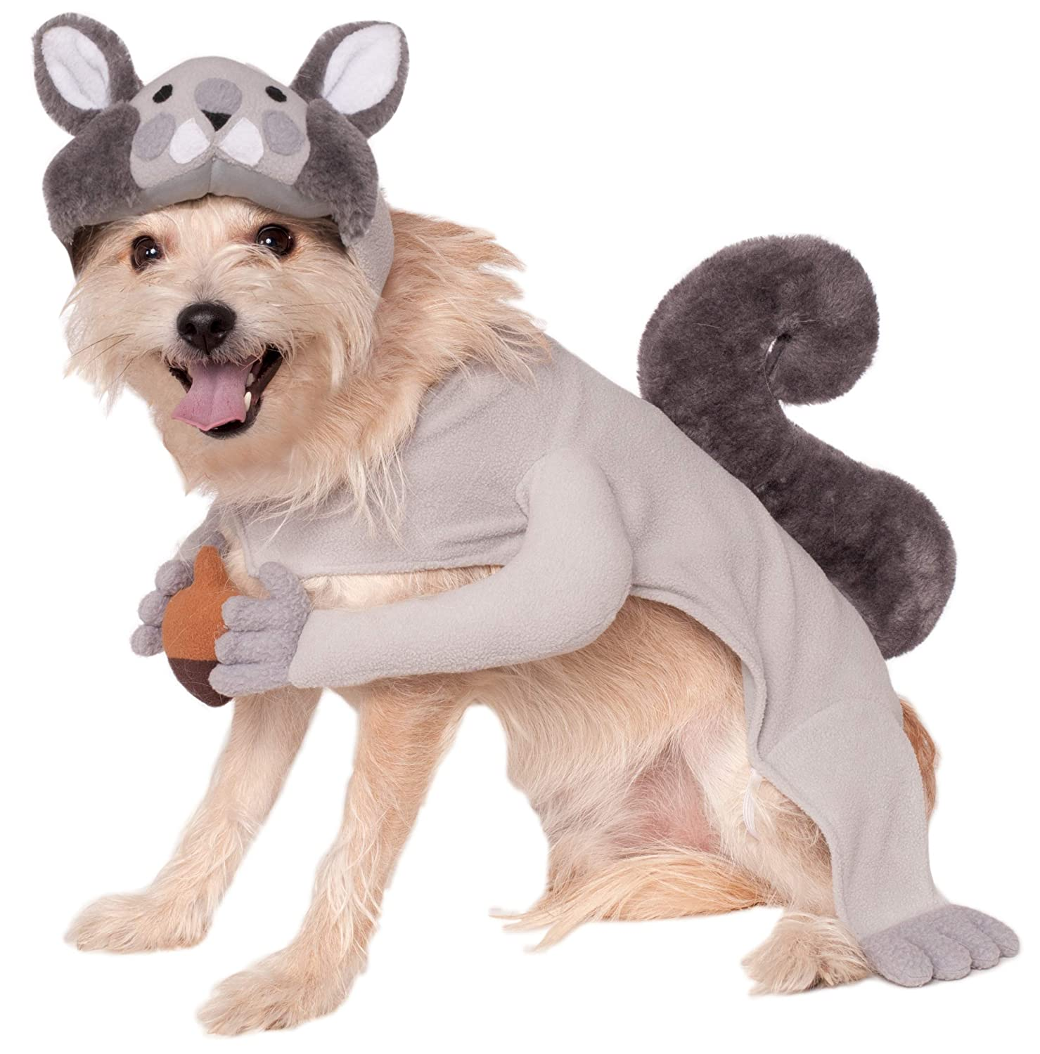 Rubies Squirrel Pet Costume X-Large Rubies Costume Company 580082 XL