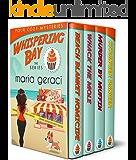Whispering Bay Cozy Mysteries Box Set: Books 1-4