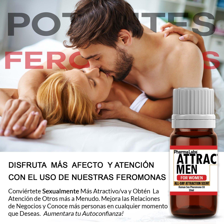 Amazon.com : Feromonas Atraer Hombres - - Todo El Dia Fragancia - - PODEROSAS SEXO FEROMONA HUMANAS Aceite Puro perfume : Beauty