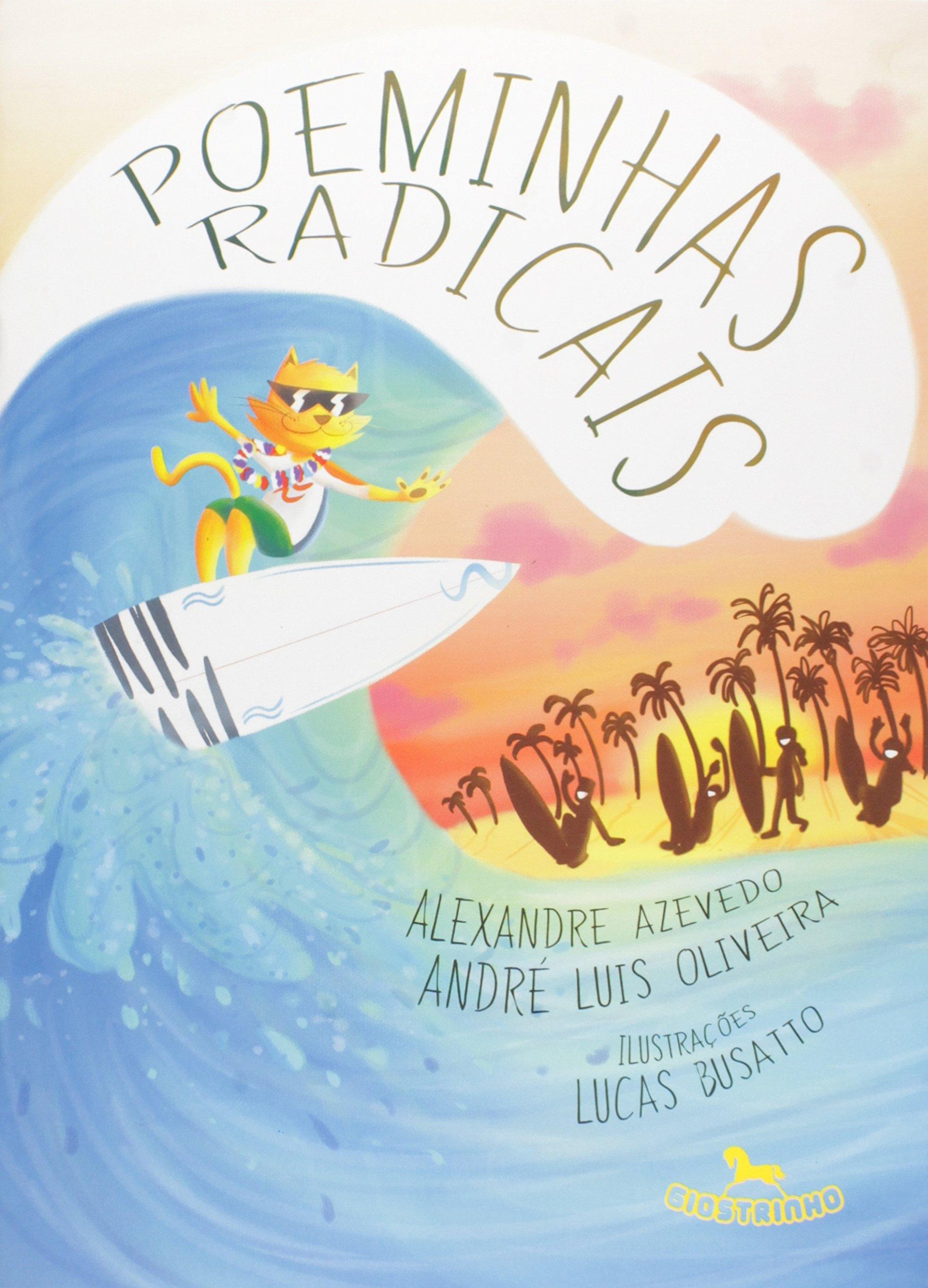 Poeminhas Radicais (Portuguese Brazilian) Paperback – 2015
