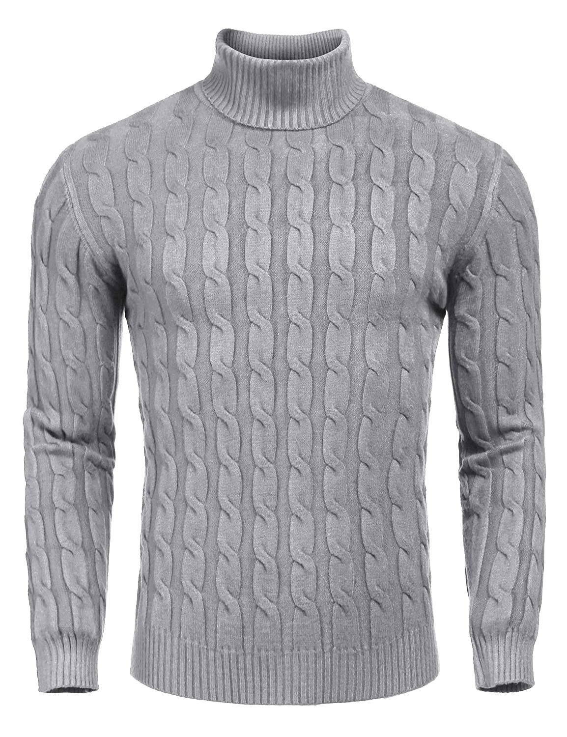 afe140447a With high quality elastic soft fabric and thick material, making you feel  warm and comfortable in the chill days. Premium long sleeve pullover  sweaters ...