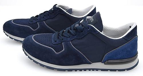 TODS Zapatillas Deportivas para Hombre TÓRTOLA O Azul O Gris Art. XXM0YM0R360G 11 (45