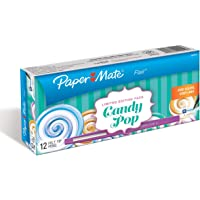 Paper Mate Flair Felt Tip Pens, Medium Point, Limited Edition Candy Pop Pack