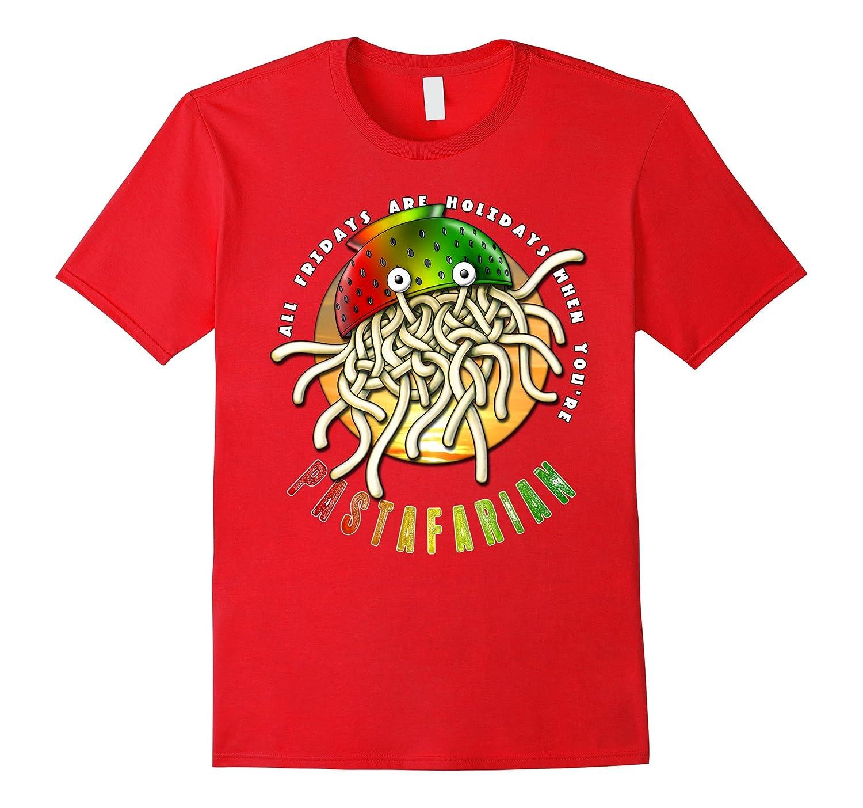 Pastafarian Flying Spaghetti Monster All Fridays Holidays-Art