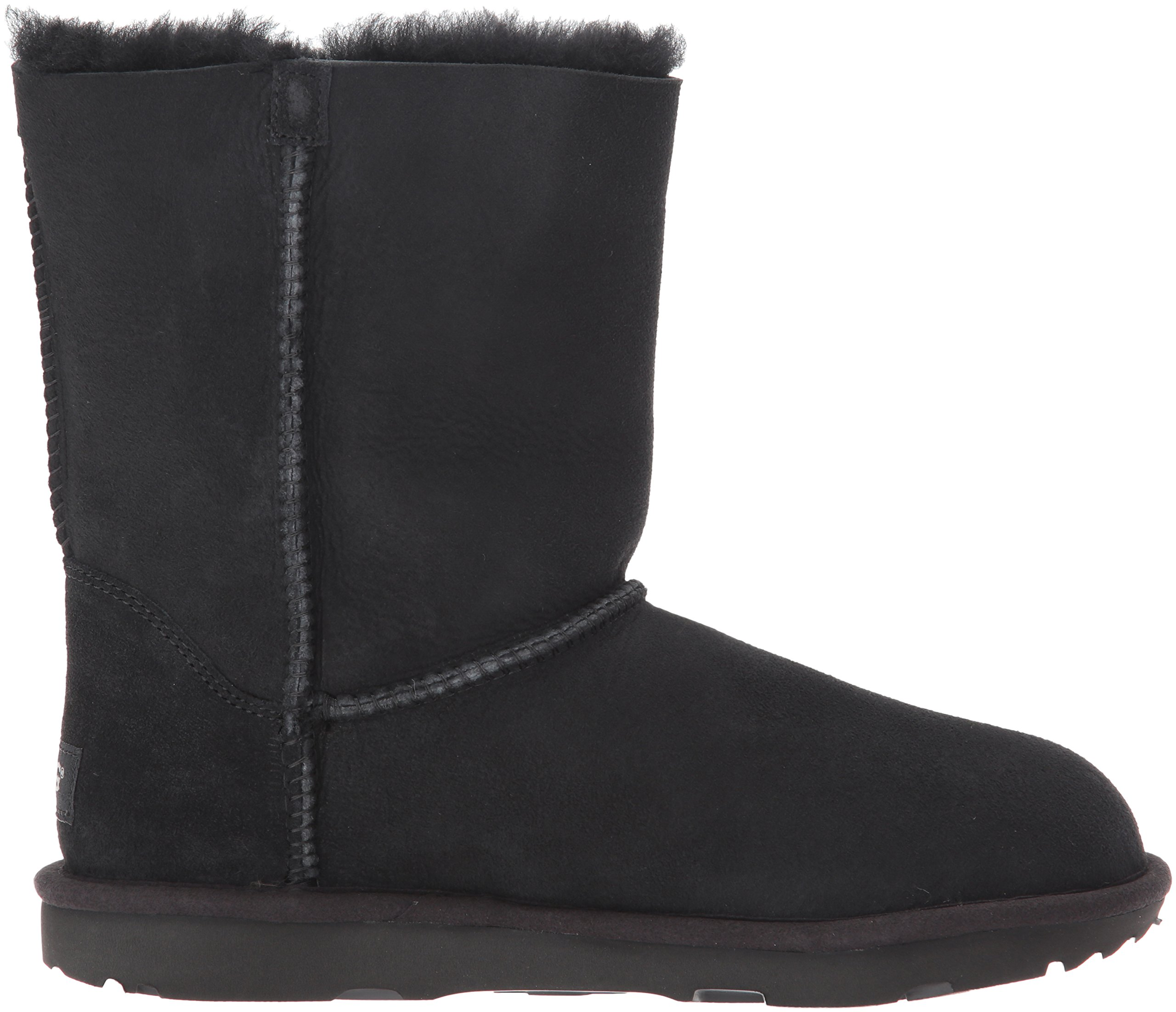 UGG Girls K Pala Pull-on Boot, Black, 1 M US Little Kid by UGG (Image #7)
