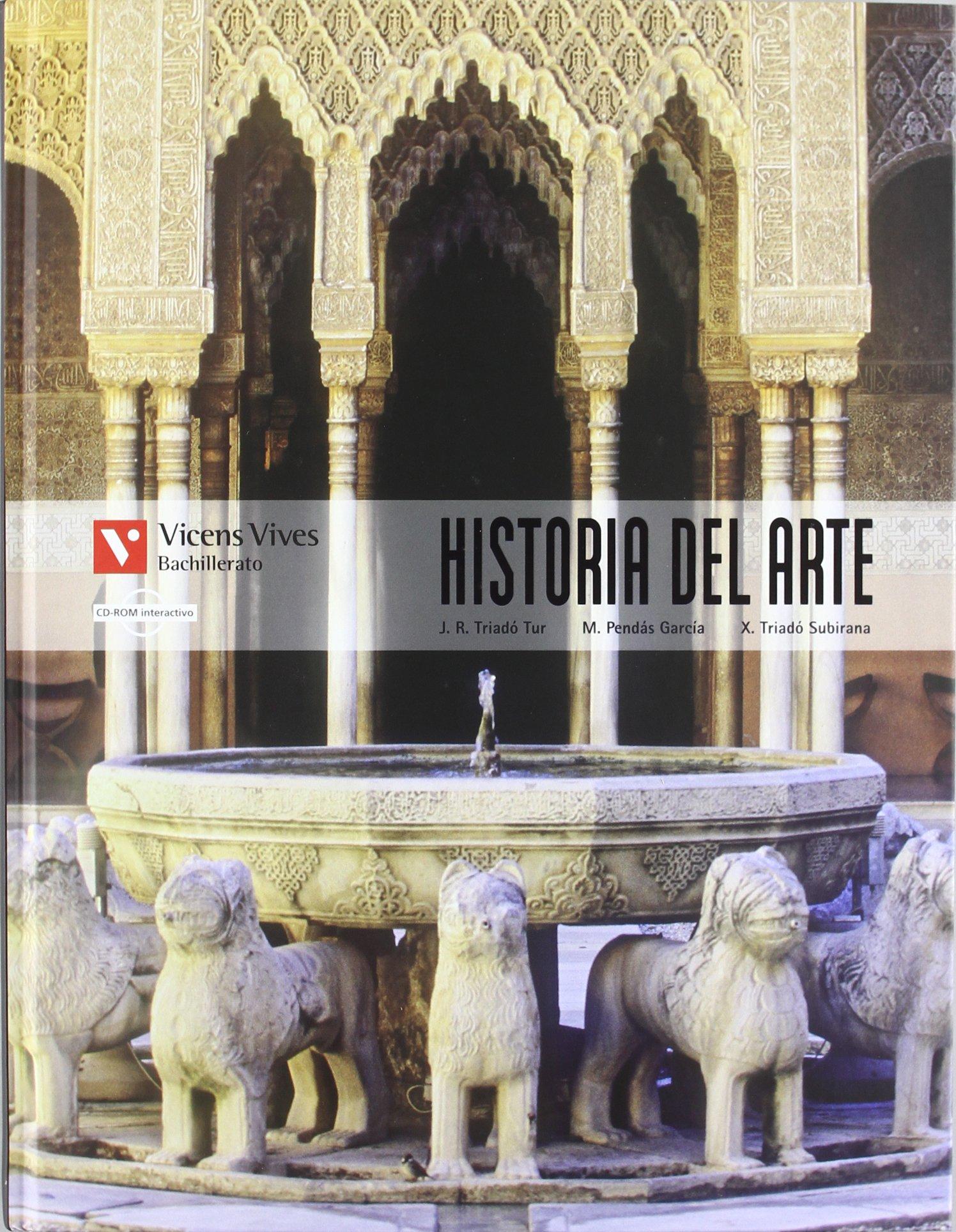 Historia Del Arte N/e+cd - 9788468200668: Amazon.es: Pendas Garcia, Isabel, Triado Tur, Joan Ramon, Triado Subirana, Xavier: Libros