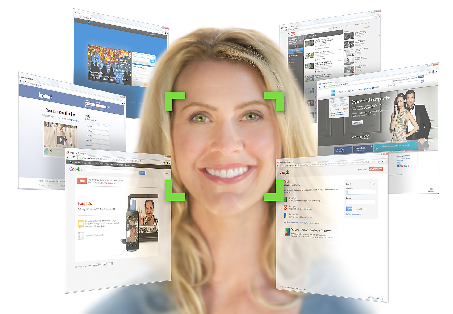 Fastaccess facial recognition